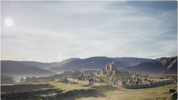 快来《重返帝国》建造属于自己的强大城邦