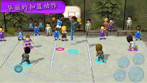 街頭籃球聯盟好玩嗎?最火爆的街頭籃球體驗