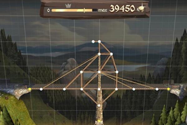 桥梁构造师中世纪游戏资讯 一款模拟建造经营游戏