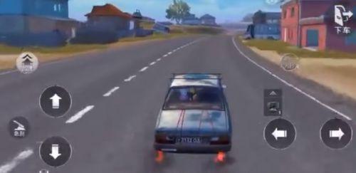 和平精英攻略∶開車撞人的技巧分享