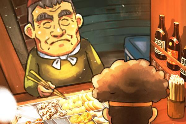 關東煮店人情故事3游戲玩法 一款美食治愈模擬經