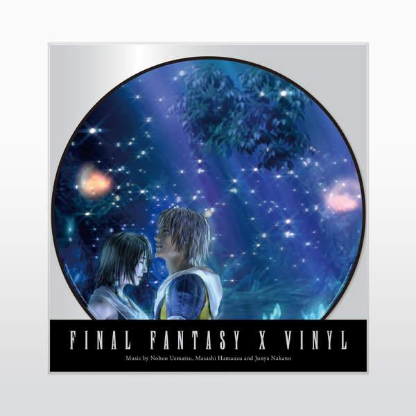 SE打造黑胶纪念唱片为《最终幻想10》20周年庆生