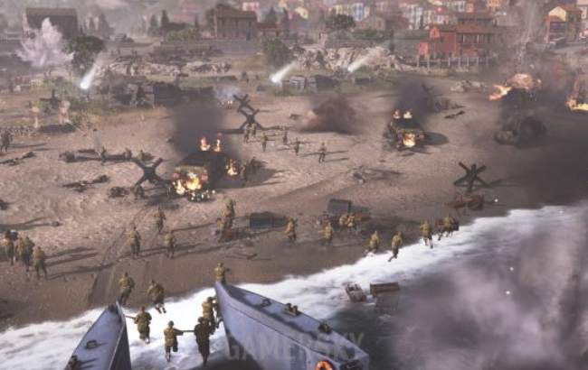 《英雄连3》前瞻:当战火烧至意大利