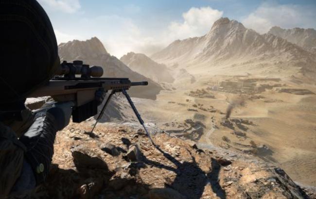 新游测评《狙击手:幽灵战士契约2》 大狙也能Rush B