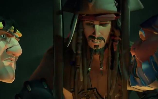 新游测评《盗贼之海》:在网游中与好友共历史诗般的航海