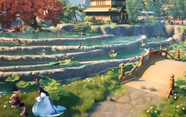 游戏评测《梦幻新诛仙》:诛仙世界再现 出色的画面塑造