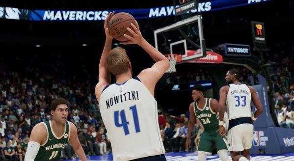 《NBA 2K22》梦幻球队预告 加入新模式新球员