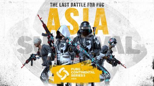PCS5 东亚洲际赛第二周比赛落下帷幕,PeRo 战队力夺周冠!