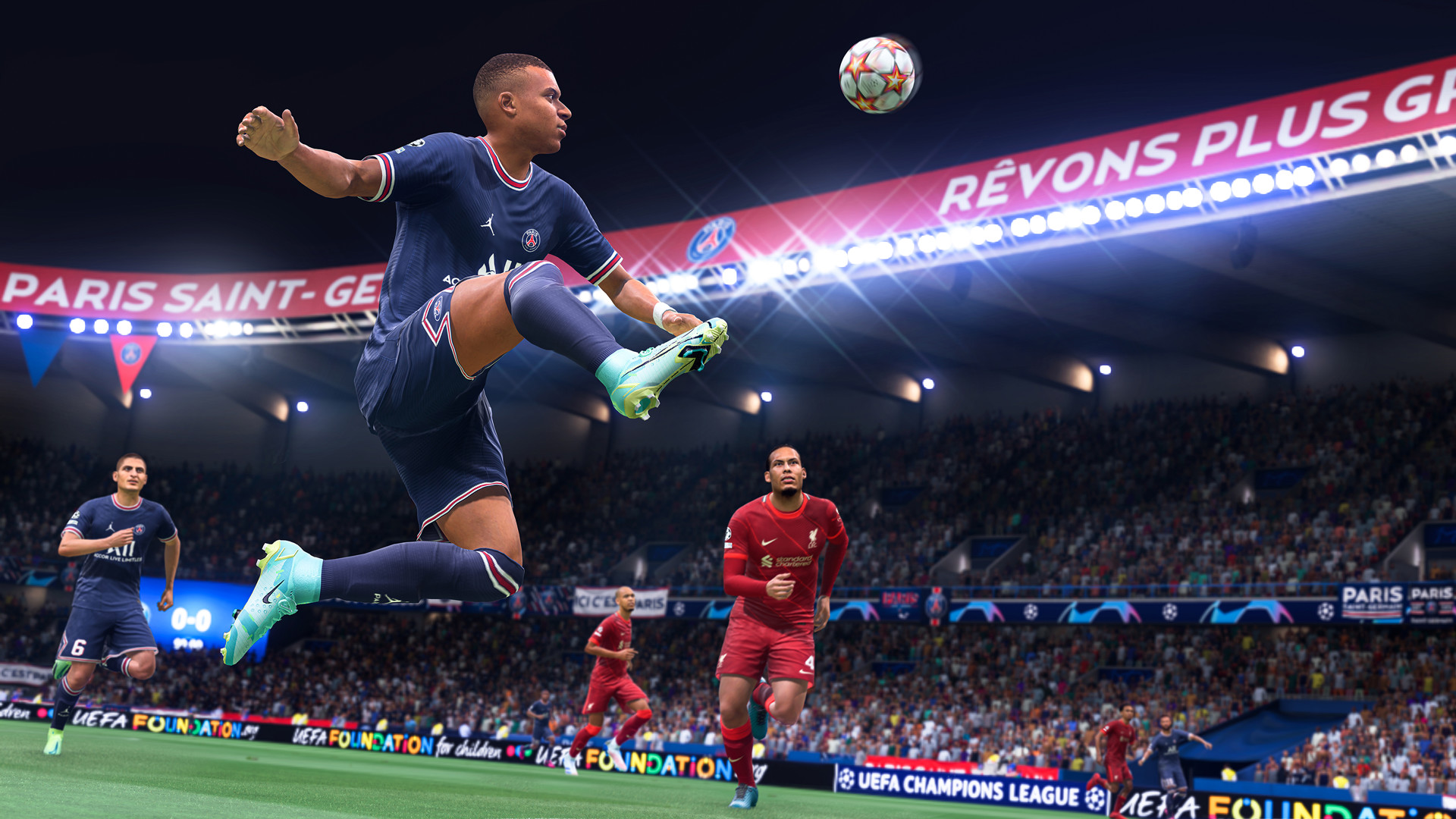 EA:未成年人不应该在《FIFA 22》终极球队模式花